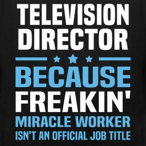 Television Director T-Shirts - Men's Premium Tank