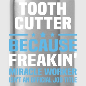 Tooth Cutter T-Shirts - Water Bottle