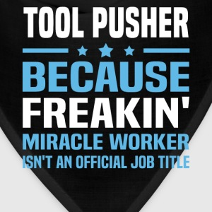 Tool Pusher T-Shirts - Bandana