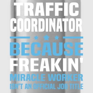 Traffic Coordinator T-Shirts - Water Bottle