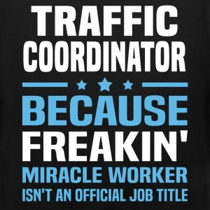 Traffic Coordinator T-Shirts - Men's Premium Tank