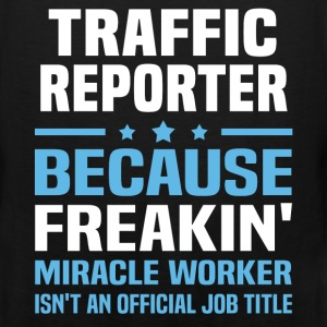 Traffic Reporter T-Shirts - Men's Premium Tank
