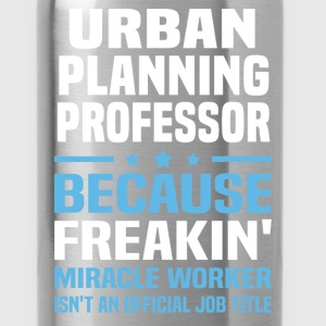 Urban Planning Professor T-Shirts - Water Bottle