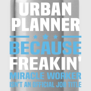 Urban Planner T-Shirts - Water Bottle