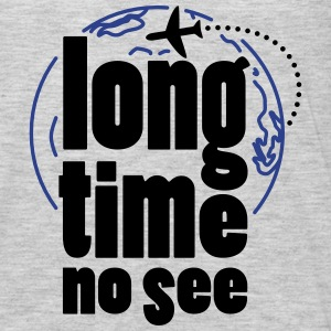 Long time no see T-Shirts - Men's Premium Long Sleeve T-Shirt