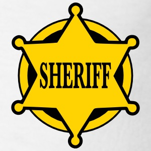 Sheriff  Polo Shirts - Men's T-Shirt