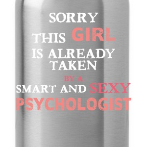 Psychologist - Sorry this girl is already taken by - Water Bottle
