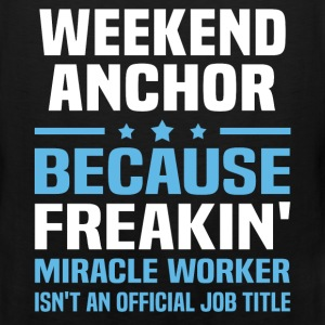 Weekend Anchor T-Shirts - Men's Premium Tank