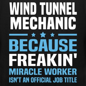 Wind Tunnel Mechanic T-Shirts - Men's Premium Tank