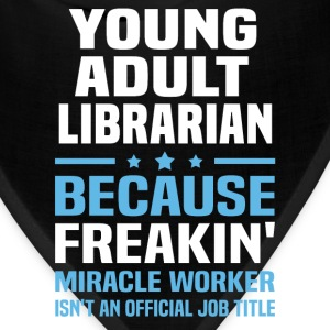 Young Adult Librarian T-Shirts - Bandana