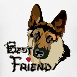 Best Friend - Men's T-Shirt