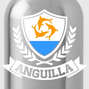 Anguilla Caribbean T-Shirts - Water Bottle