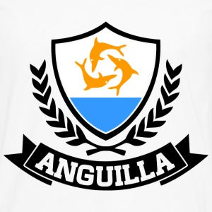 Anguilla Caribbean T-Shirts - Men's Premium Long Sleeve T-Shirt
