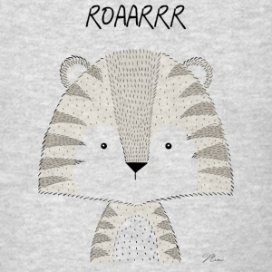 Cute Tiger - ROAARRR Sweatshirts - Men's T-Shirt