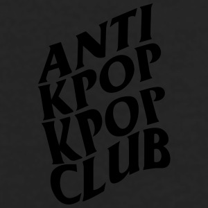 Anti Kpop Kpop Club Sportswear - Men's Premium Long Sleeve T-Shirt