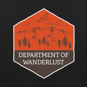 Department of Wanderlust and Adventure - Men's Premium Tank