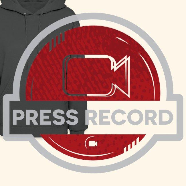 Press Record Button