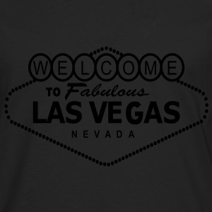 Retro Las Vegas - Men's Premium Long Sleeve T-Shirt