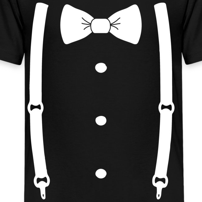 Bow tie for the cool guy