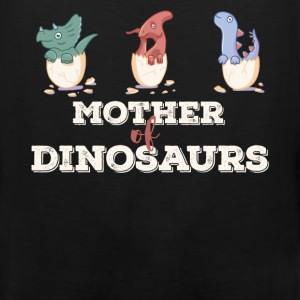 Dinosaur babies - Mother of dinosaurs - Men's Premium Tank