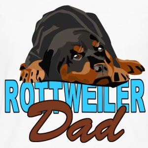 I am A Rottweiler Dad - Men's Premium Long Sleeve T-Shirt
