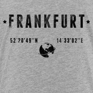 Frankfurt Kids' Shirts - Toddler Premium T-Shirt