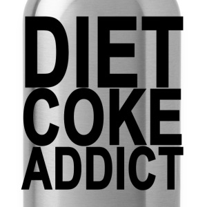 diet_coke_addict_ - Water Bottle