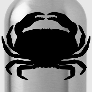 crab T-Shirts - Water Bottle