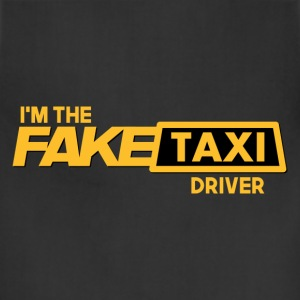 Fake Taxi T-Shirts - Adjustable Apron