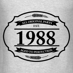 All original Parts 1988 - Men's T-Shirt