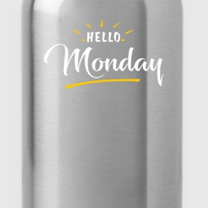 Monday - Hello Monday - Water Bottle