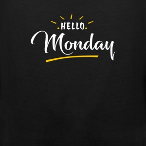 Monday - Hello Monday - Men's Premium Tank