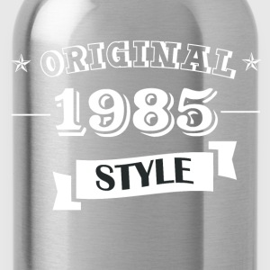 Original 1985 Style - Water Bottle
