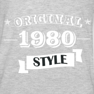 Original 1980 Style - Men's Premium Long Sleeve T-Shirt
