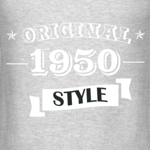 Original 1950 Style - Men's T-Shirt