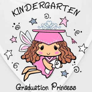 Kindergarten Graduation Princess Toddler Shirts - Bandana