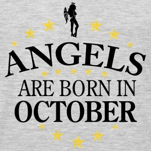 Angels October - Men's Premium Long Sleeve T-Shirt