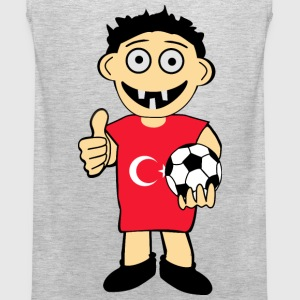 Turkish boy - Men's Premium Tank