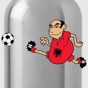 Albanian footballers - Water Bottle