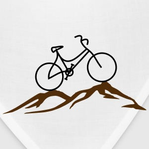 Old bike mountains - Bandana