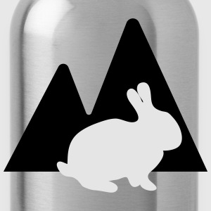 Rabbit mountain - Water Bottle