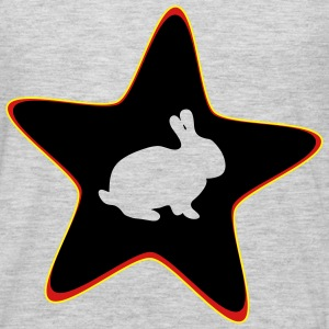 Rabbit star - Men's Premium Long Sleeve T-Shirt