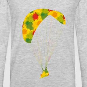 Paragliding - Men's Premium Long Sleeve T-Shirt
