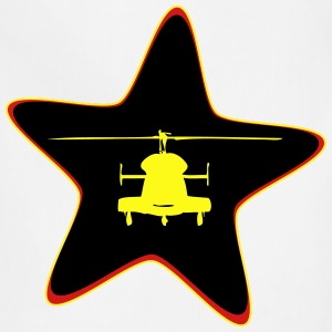 Helicopter star - Adjustable Apron