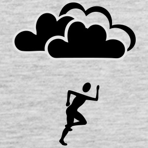 Joggers clouds - Men's Premium Tank