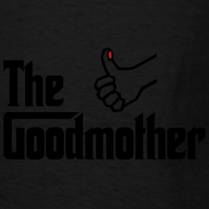 The good mother Aprons - Men's T-Shirt