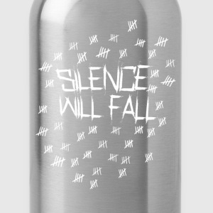 Silence Will Fall T-Shirts - Water Bottle