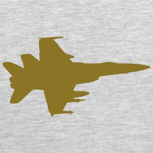 Fighter jet - Men's Premium Tank