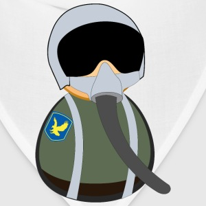 Fighter pilot icon - Bandana