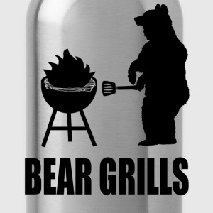 Bear Grills T-Shirts - Water Bottle